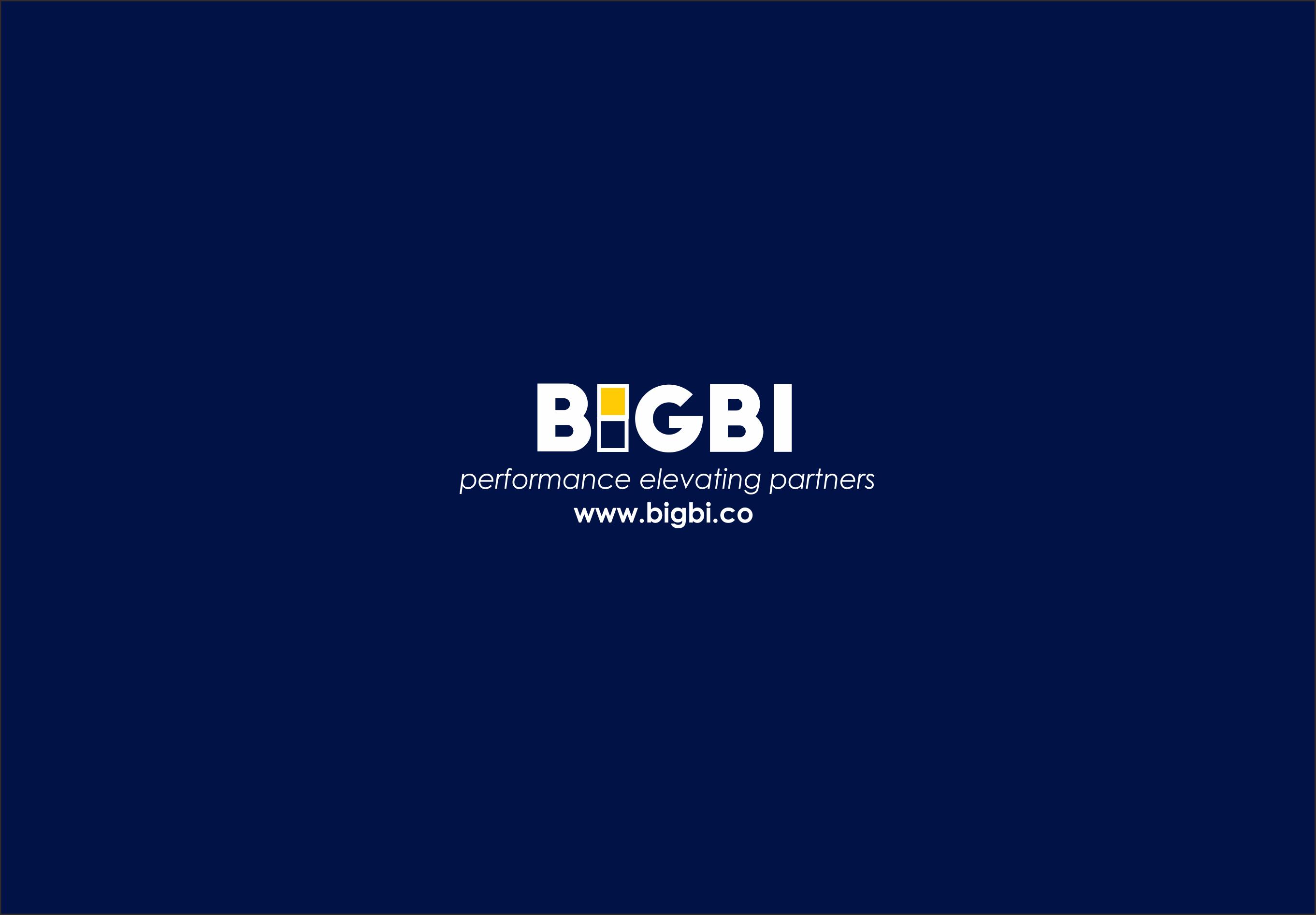 bigbi inti training